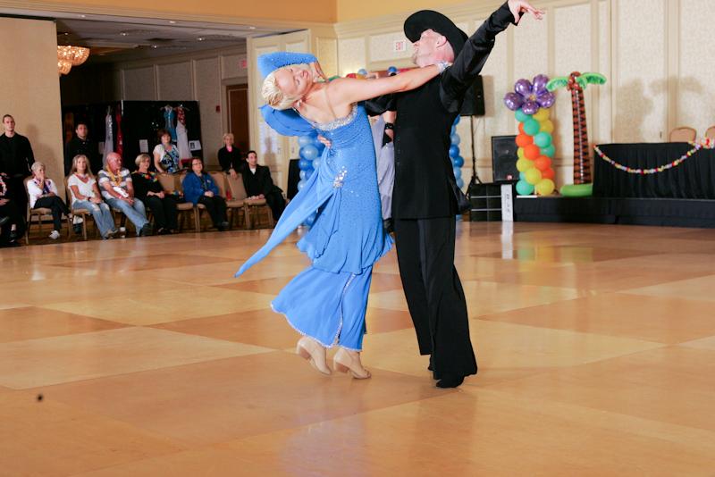 NEDF 2011 - Clive & Emily Blue