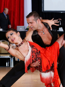 Marcio and Saori DeSouza