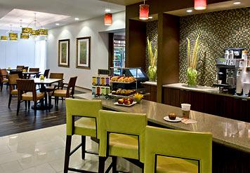 Coffee, Marriott, Hotel, NEDF