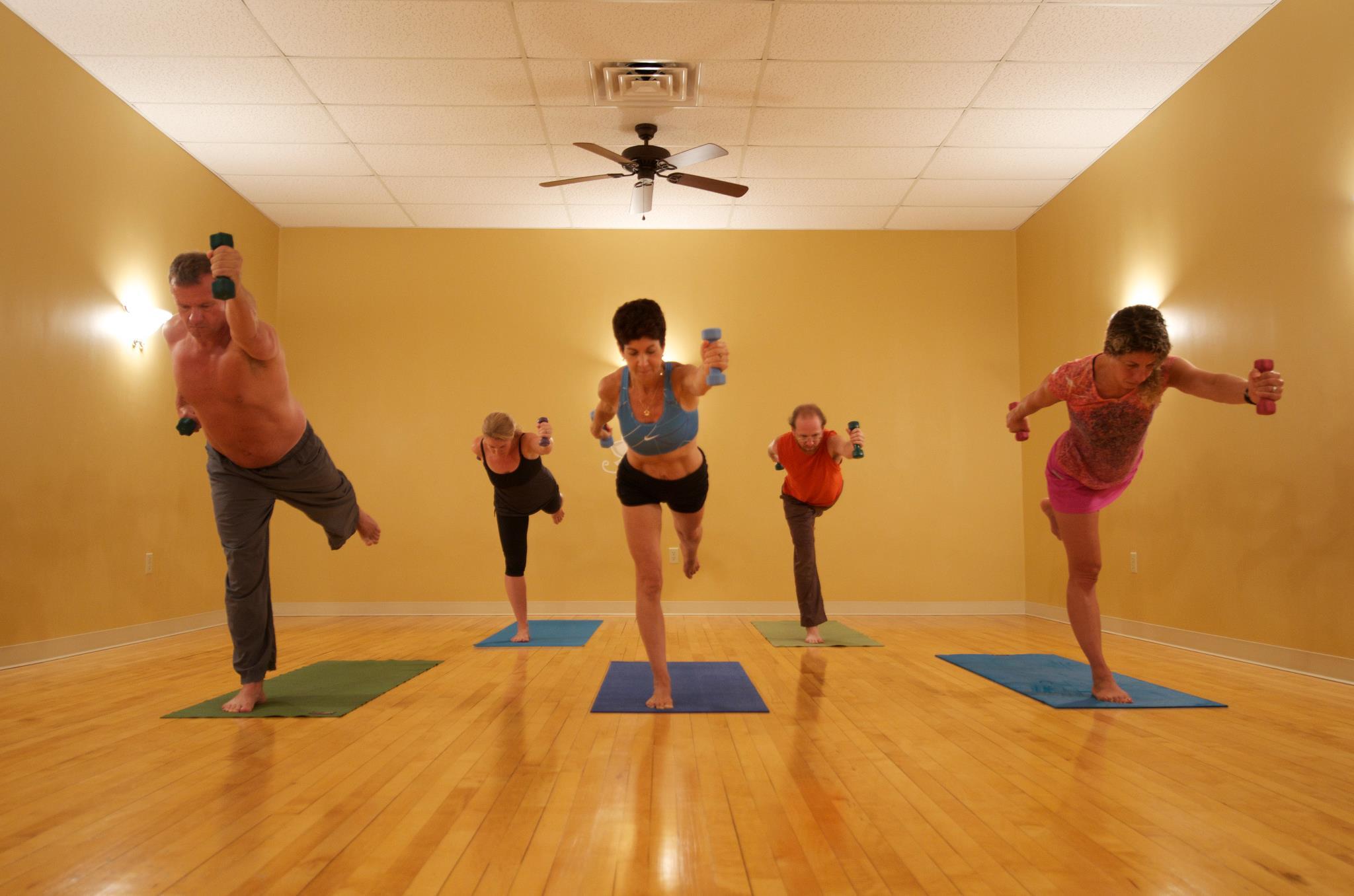 Country, Swing, Ballroom, Yoga