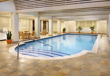 Pool, NEDF, Marriott, Hotel