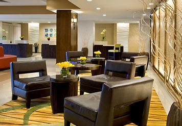 NEDF, Marriott, Lobby, Hotel