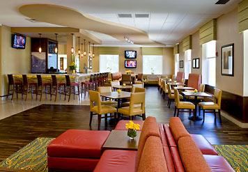 Lounge, NEDF, Marriott, Hotel