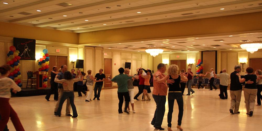 NEDF, Social Dancing, Main Ballroom