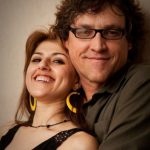 Bill Cameron and Yuna Davtyan Headshot